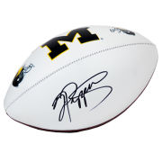 University of Michigan Jabrill Peppers Autographed Football