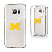 Keyscaper University of Michigan Samsung Galaxy S7 Slim Series Clear Case