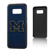 Keyscaper University of Michigan Samsung Galaxy S8 Bump Series Case