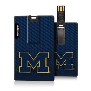 Keyscaper University of Michigan 16GB Credit Card Style USB Flash Drive