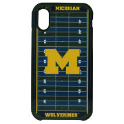 Keyscaper University of Michigan Football Apple iPhone X/ XS Rugged Series Case