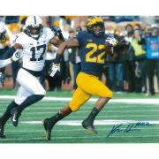University of Michigan Football Karan Higdon. Autographed 8 x 10 Picture