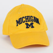 Legacy University of Michigan Yellow Michigan/M Slouch Hat