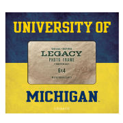 Legacy University of Michigan Vintage Wood 6x4 Picture Frame
