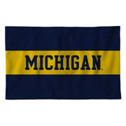 League Outfitters University of Michigan Ladies Striped Bandeau