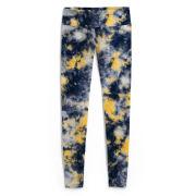 League Outfitters University of Michigan Women's Tye-Dye Compression Pant