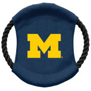 Little Earth University of Michigan Flying Disc Dog Toy