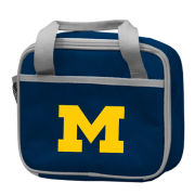 Logo Brands University of Michigan Rookie Lunchbox Cooler