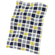 Logo University of Michigan Classic Fleece Blanket
