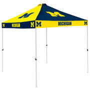 Logo University of Michigan 9x9 Canopy Tent
