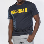 lululemon University of Michigan Navy The Fundamental Tee<br><b>[Temporarily Out of Stock]</b>