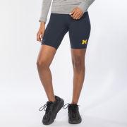 lululemon University of Michigan Women's Navy Align High-Rise 8'' Short<br><b>[Temporarily Out of Stock]</b>