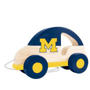 Masterpieces University of Michigan Baby Push & Pull Toy