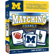 Masterpieces University of Michigan Card Matching Game