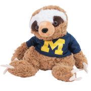 Mascot Factory University of Michigan Sloth CuddleBuddy Stuffed Animal