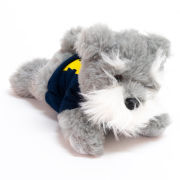 Mascot Factory University of Michigan ''Tiny Tykes'' Schnauzer Plush