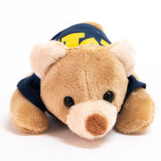 Mascot Factory University of Michigan ''Chublets'' Plush Bear Stuffed Animal