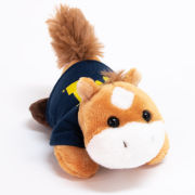 Mascot Factory University of Michigan ''Chublets'' Plush Horse Stuffed Animal