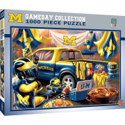 Masterpieces University of Michigan 1000 Piece Gameday Collection Puzzle