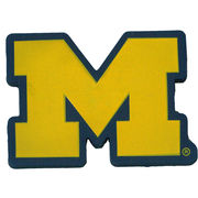 MCM University of Michigan Block M Refrigerator Magnet