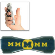MCM University of Michigan Love Handle Phone Grip