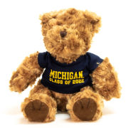 Chelsea Teddy Bear Co. University of Michigan Class of 2018 Teddy Bear