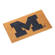 The Memory Company University of Michigan Coir Logo Door Mat
