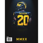 University of Michigan Football 2020 Yearbook