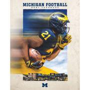 University of Michigan Football 2021 Yearbook