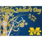 Fanatic Cards University of Michigan Mother's Day Greeting Card