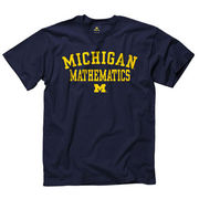 University of Michigan Mathematics Tee