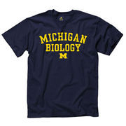 University of Michigan Biology Tee