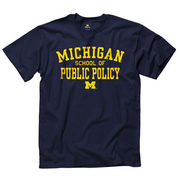 New Agenda University of Michigan School Public Policy Tee