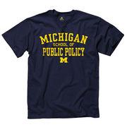 New Agenda University of Michigan School Public Policy Tee