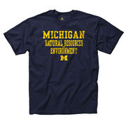 University of Michigan Natural Resources & Environment Tee