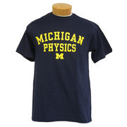 New Agenda Michigan Physics Tee