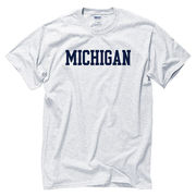 New Agenda University of Michigan Ash Basic Tee