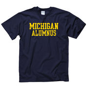 University of Michigan Alumnus Navy Tee