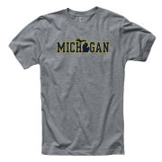 New Agenda University of Michigan Heather Gray ''Reinstated'' Tee
