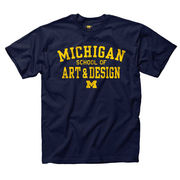 New Agenda University of Michigan School of Art & Design Tee