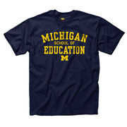 University of Michigan School of Education Tee