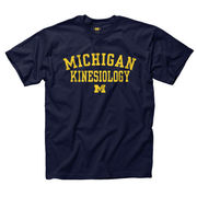 University of Michigan Kinesiology School Tee