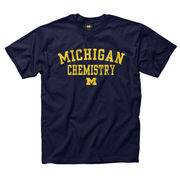 University of Michigan Chemistry School Tee