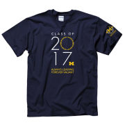 New Agenda University of Michigan Bicentennial ''Class of 2017'' Tee
