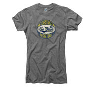 New Agenda University of Michigan Basketball Ladies Old School Tee