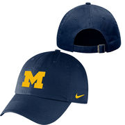 Nike University of Michigan Navy Campus Hat