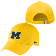 Nike University of Michigan Yellow Campus Hat