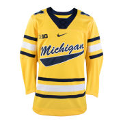 Nike University of Michigan Hockey 1996 Championship Throwback Jersey