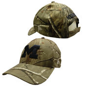 New Era University of Michigan Real Tree Camouflage 9Forty Hat