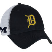 New Era University of Michigan & Detroit Tigers 2017 39Thirty Stretch Fit Hat